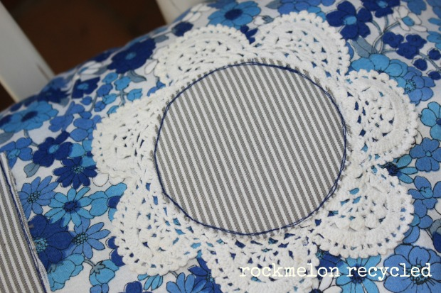 rockmelon recycled cushion 4