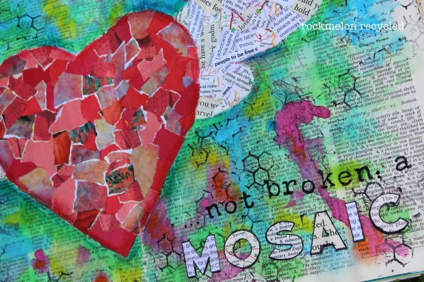 collage heart with wings3