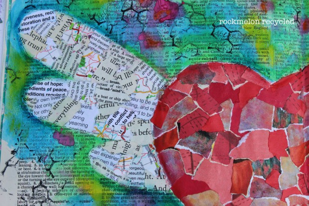 collage heart with wings2