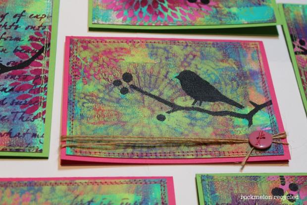 Bird card 3