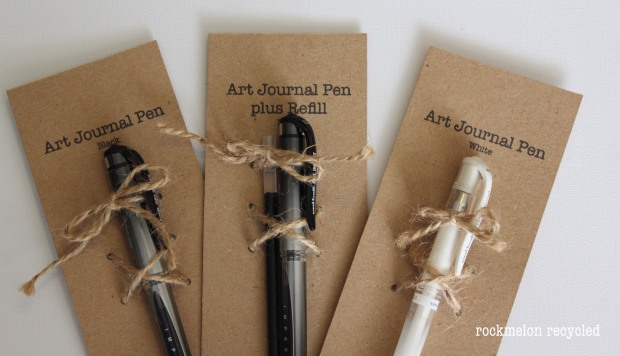 art journal pen 3 sets